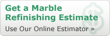 Get a marble refinishing estimate