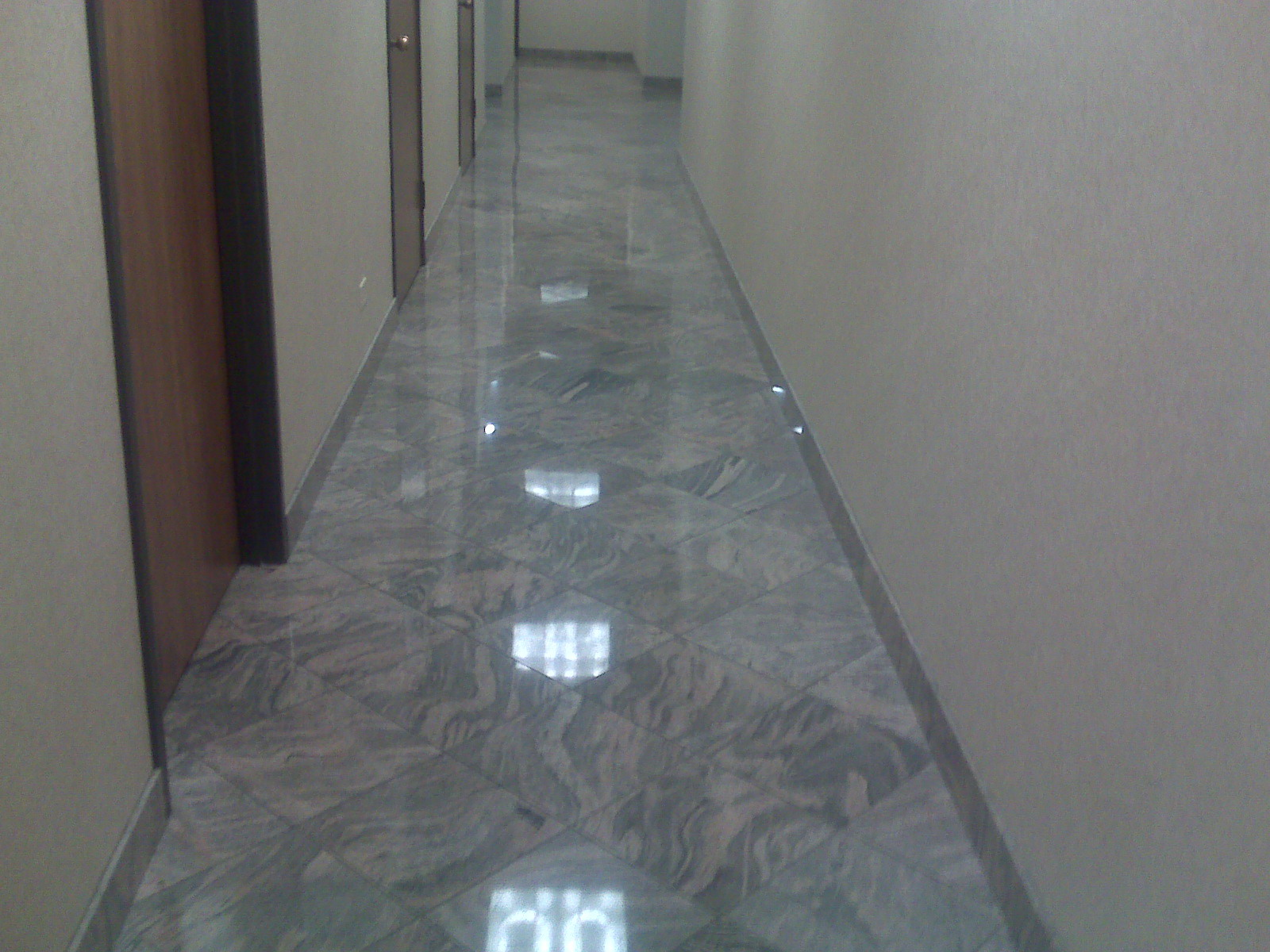 Marble Hallway Polish