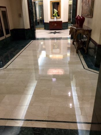 Your Lobby Floors Say Everything About Your Building